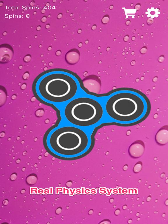 Fidget Spinner - Office Stress Relief Toys screenshot 5
