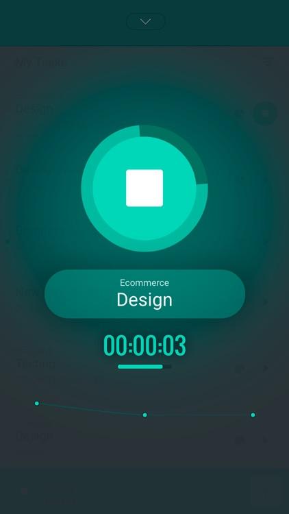 Tracking Time PRO screenshot-3