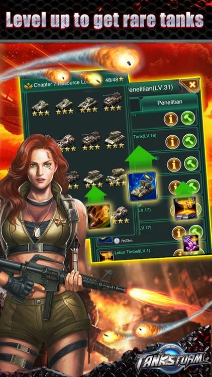 Tank Storm screenshot-3