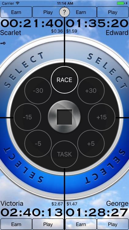EarnPlay: Screen-Time Bank
