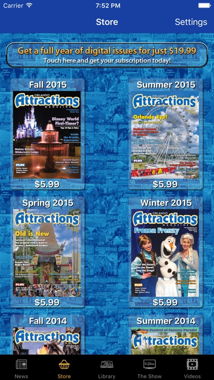 Attractions Magazine screenshot-2