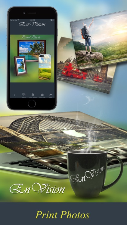 EnVision Photo Filters Executive Edition screenshot-3