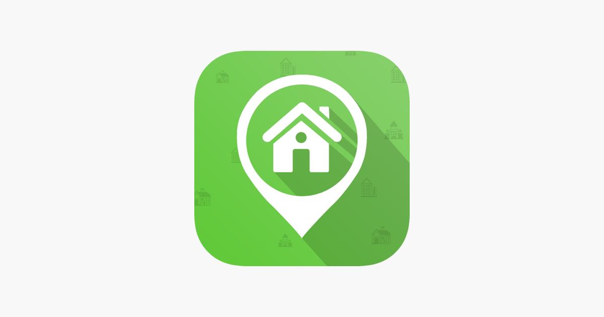 """App Store 上的""""HouseCheap"""""""