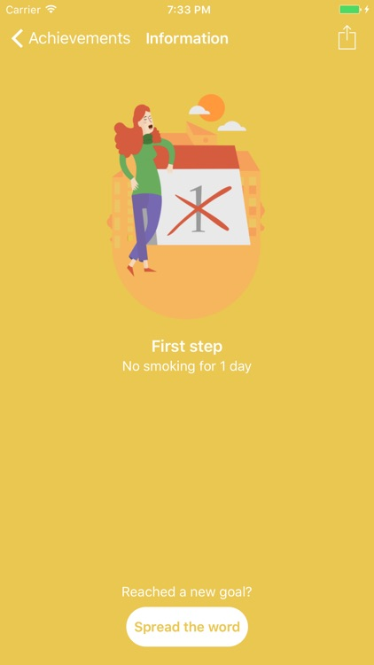 Quit smoking - QuitNow! PRO screenshot-2