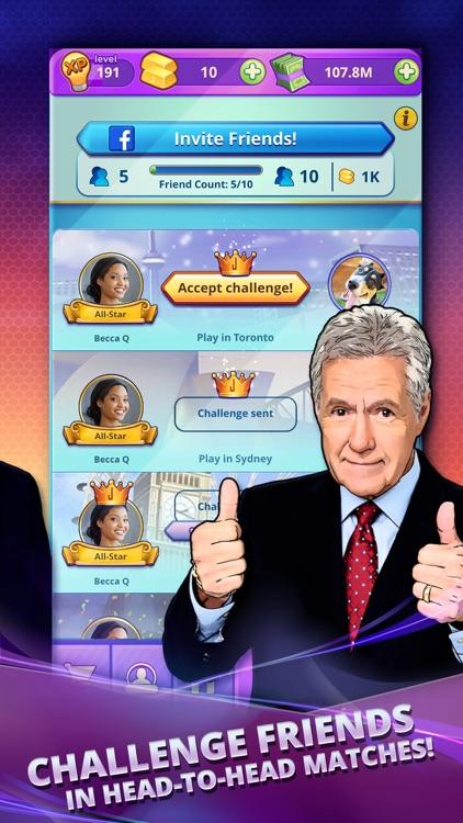 Jeopardy! World Tour screenshot-3
