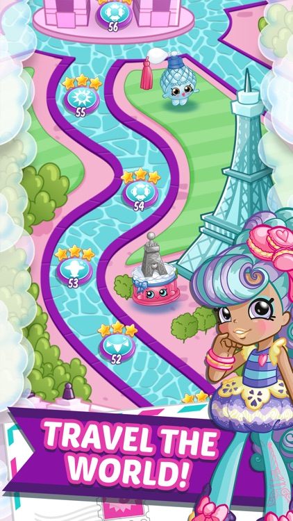 Shopkins World Vacation By Mighty Kingdom