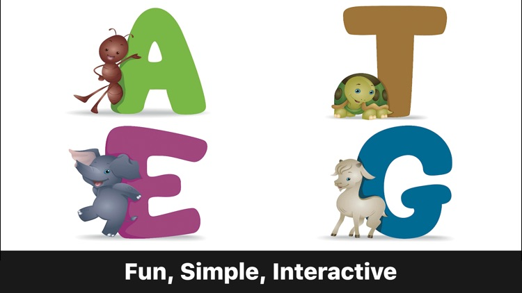 ABC Alphabet Phonics - Preschool Game for Kids screenshot-2