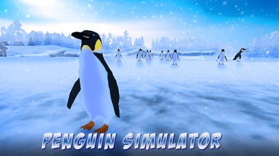 Penguin Family Simulator screenshot 1