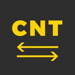 CNT Exchange Rate