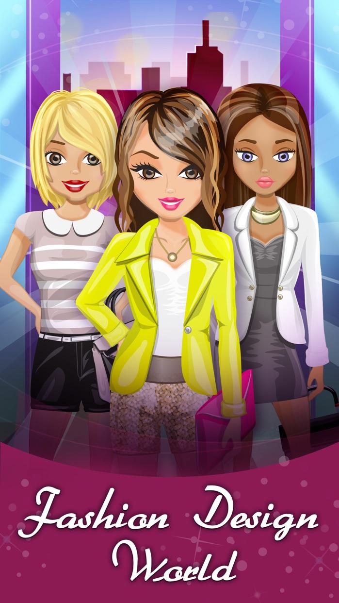Fashion Design World Screenshot