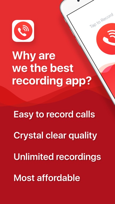 Call Recorder Unlimited app image