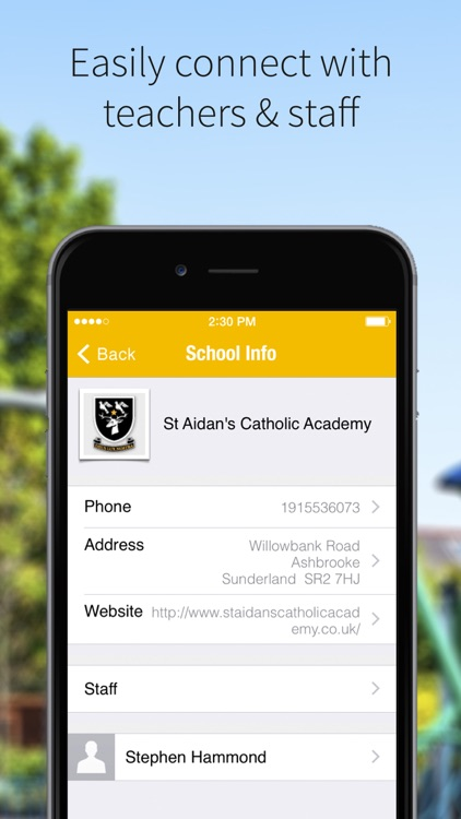 St Aidan's Catholic Academy screenshot-1