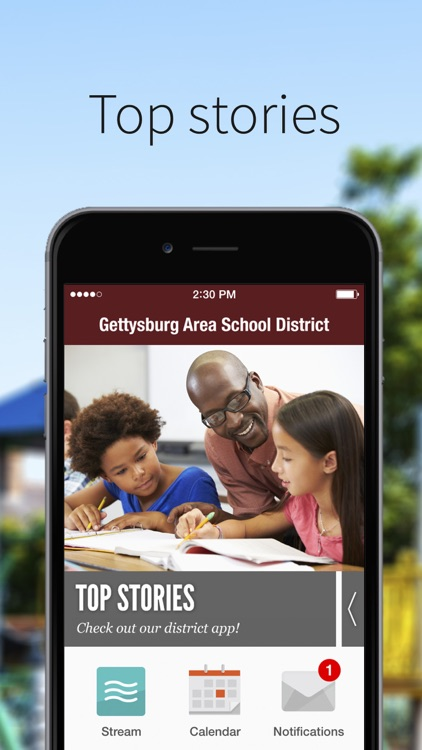 Gettysburg Area School District