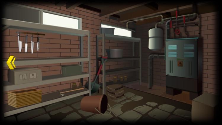 Escape Challenge 3:Escape the red room games screenshot-3