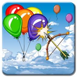 Balloon Archery : Bow & Arrow