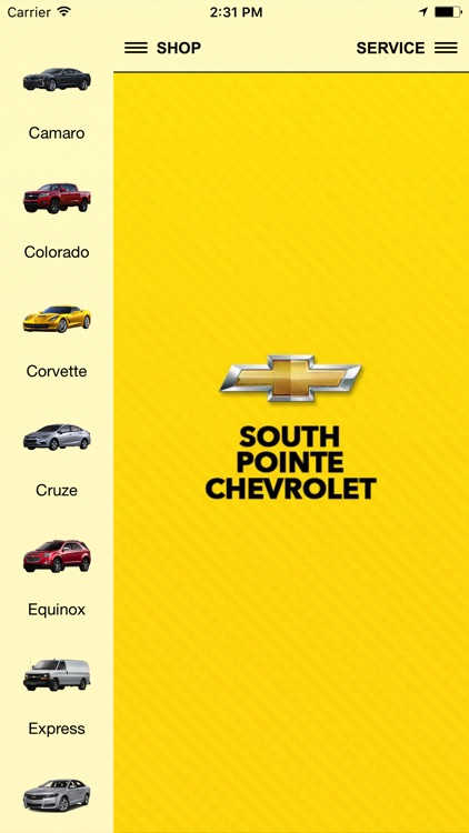 South Pointe Chevrolet By Group 1 Automotive South Central