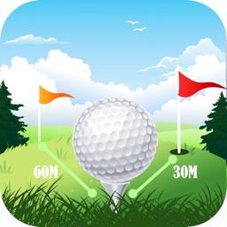 Golf GPS Range Finder Simple