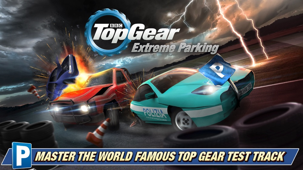 Top Gear: Extreme Car Parking Cheat Codes