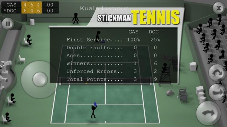 Stickman Tennis screenshot-4