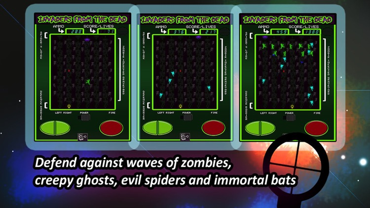 Invaders From The Dead!