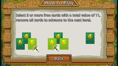 神秘的玛雅数字 - 好玩的数字合成游戏 screenshot two
