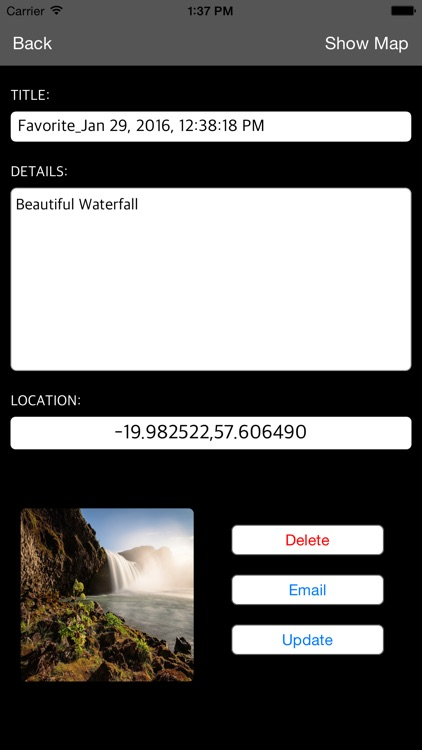 BALI (INDONESIA)– GPS Travel Map Offline Navigator screenshot-4