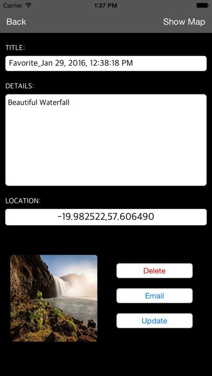 MAURITIUS – GPS Travel Map Offline Navigator screenshot-3