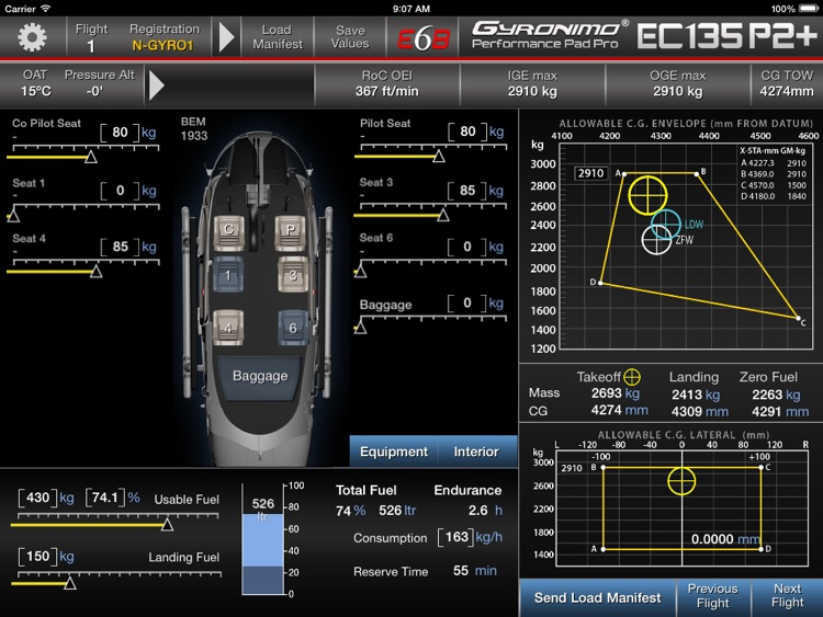 EC135P2 Plus screenshot-0