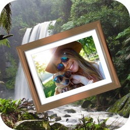 Nature Photo Frame - Forest Photo Frame Effect