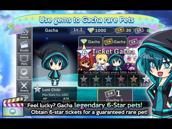 Gacha Studio (Anime Dress Up) screenshot 9