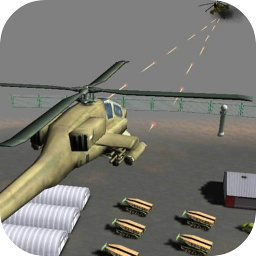 Heli Battle: 3D Flight Shoot