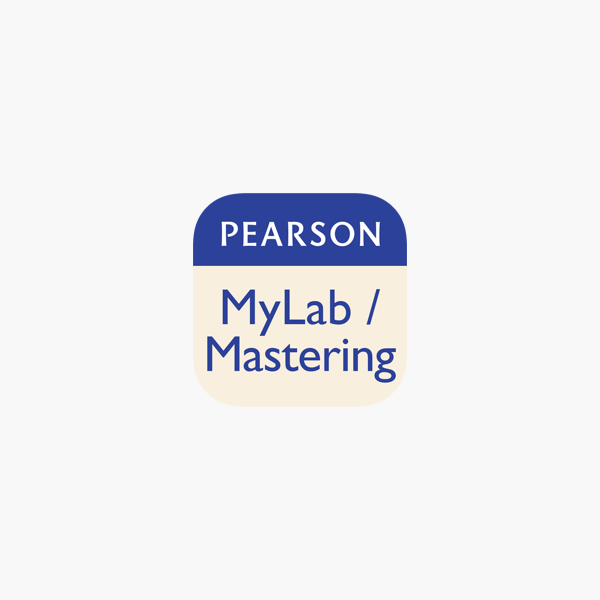 Mylab Mastering Dynamic Study Modules On The App Store