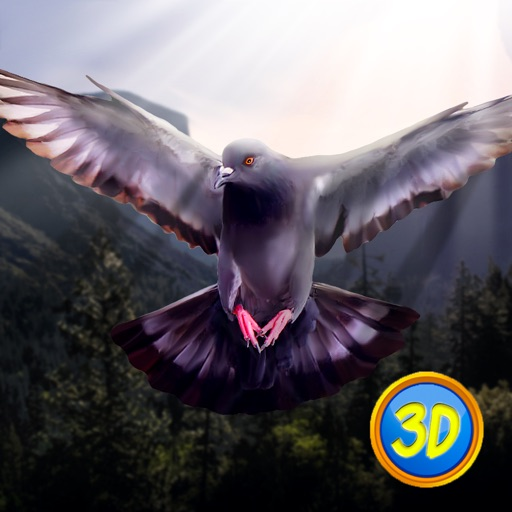 Wild Pigeon Simulator Full icon