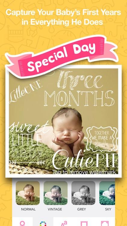 Baby Photo- Pregnancy Baby Pics & Baby Milestones