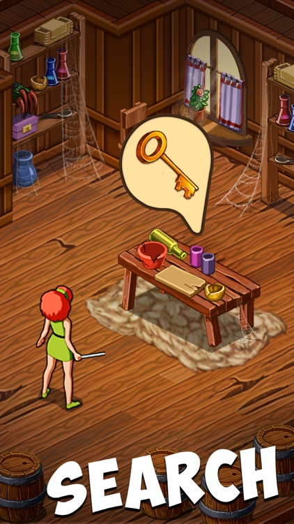 Ghost Town Adventure: Mystery Interactive Puzzle screenshot-0