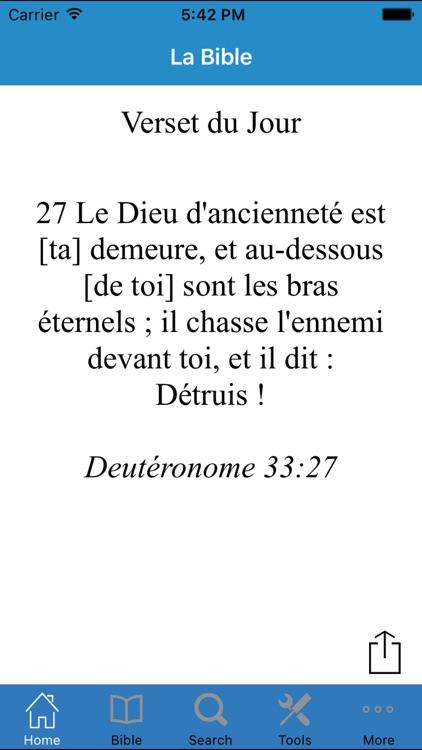 La Bible Darby