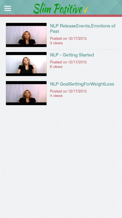 Slim Positive Gastric Band Hypnosis, NLP & EFT screenshot-3