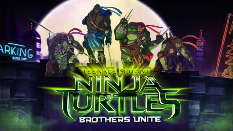 TMNT: Brothers Unite screenshot-0