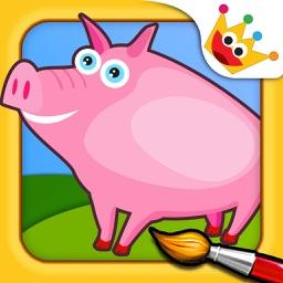 Farm: Learning Animals 4 kids