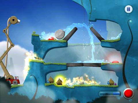 Игра Sprinkle: Water splashing fire fighting fun!