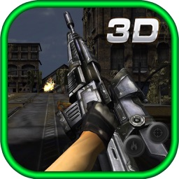 Zombie Catcher Game 3D  - Super Sniper World
