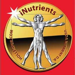 iNutrients - 10 Nutrients Incl. Carbs & Vitamin K