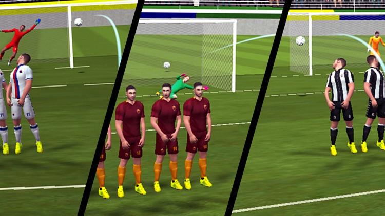 Champions Free Kick League 17 screenshot-3