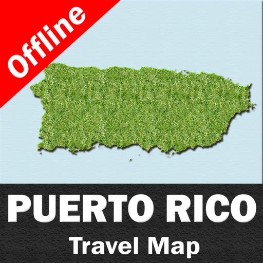 PUERTO RICO – GPS Travel Map Offline Navigator