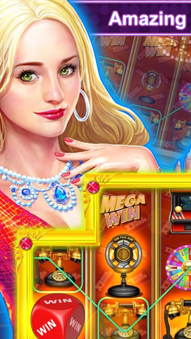 Slots - Dream Big To Win Huge Casino Jackpots 1.0 IOS