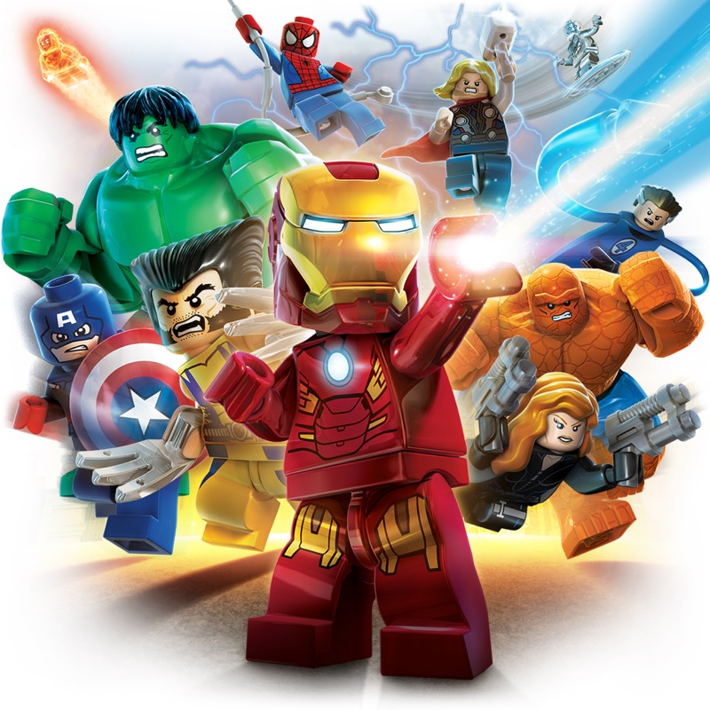 LEGO Marvel Super Heroes Hack Tool