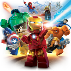 lego marvel super heroes on the mac app store