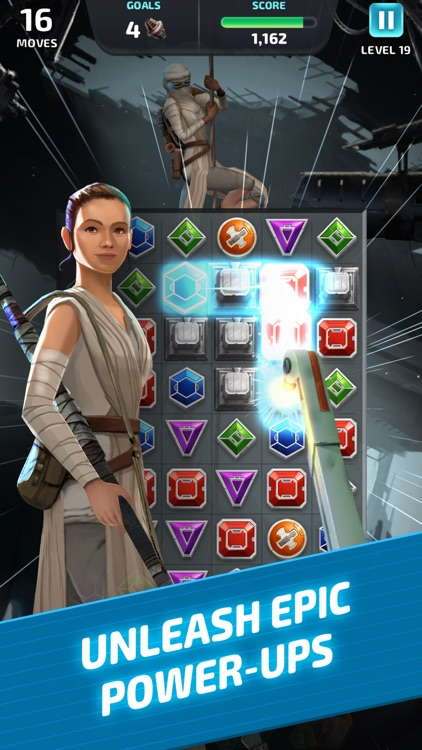 Star Wars: Puzzle Droids™ screenshot-2
