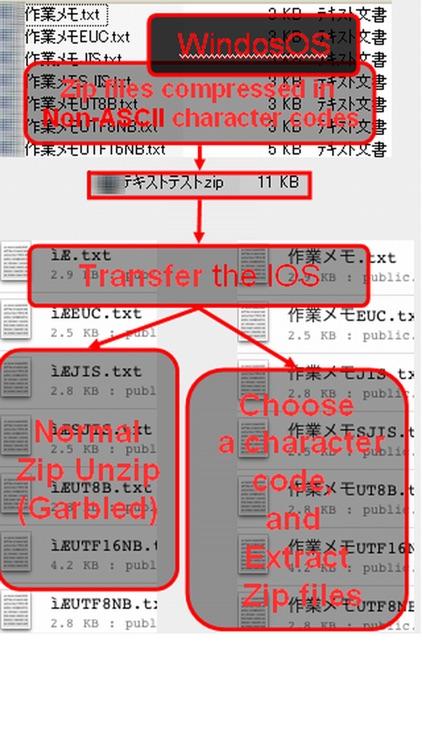 PocketFiler - Multithread Filer screenshot-4