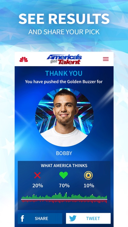 AGT: America's Got Talent Official App on NBC screenshot-3